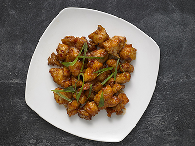Crispy Spicy Chicken