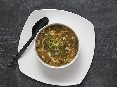 Manchow Chicken Soup